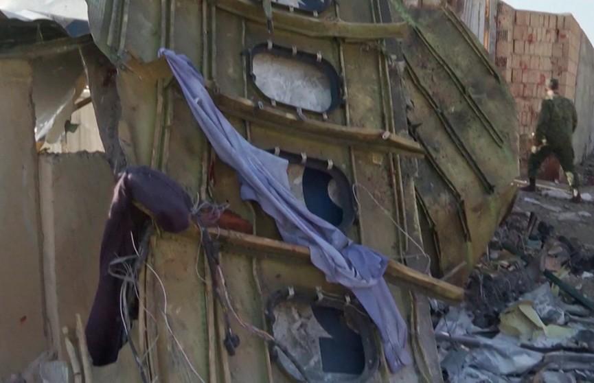 Крушение украинского самолета в Иране: «непреднамеренная ошибка» ценой в 176 жизней?