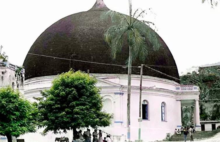 Церковь из всемирного списка наследия ЮНЕСКО сгорела на Гаити
