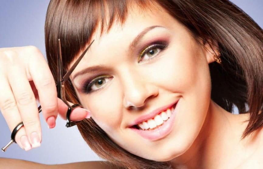 5 способов подстричь челку, чтобы выглядеть моложе