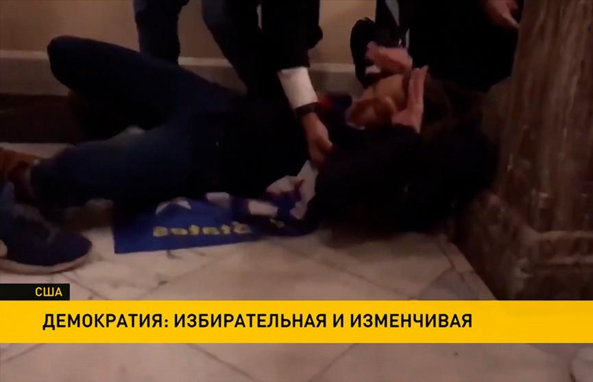 Офицер Капитолия не понесет наказания за убийство 6 января женщины