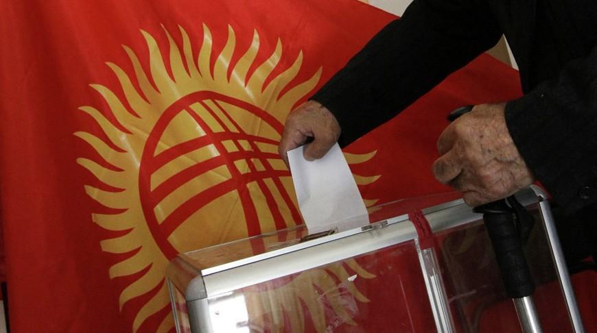 Явка на выборах президента в Кыргызстане составила более 38%