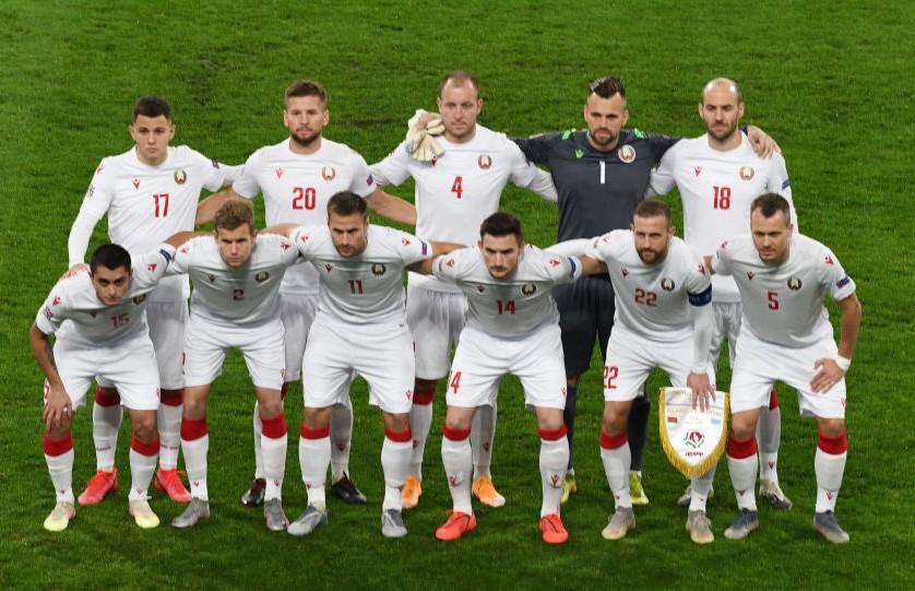 Футболисты сборной Беларуси обыграли команду Казахстана в Лиге наций