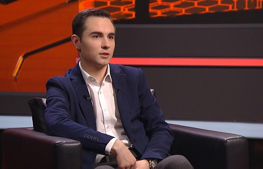 Председатель Молодежного парламента о санкциях в отношении делегатов ВНС: ответ должен быть максимально жестким