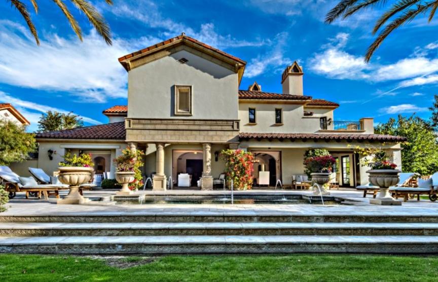 Особняк Сильвестра Сталлоне выставлен на продажу за $3,35 млн