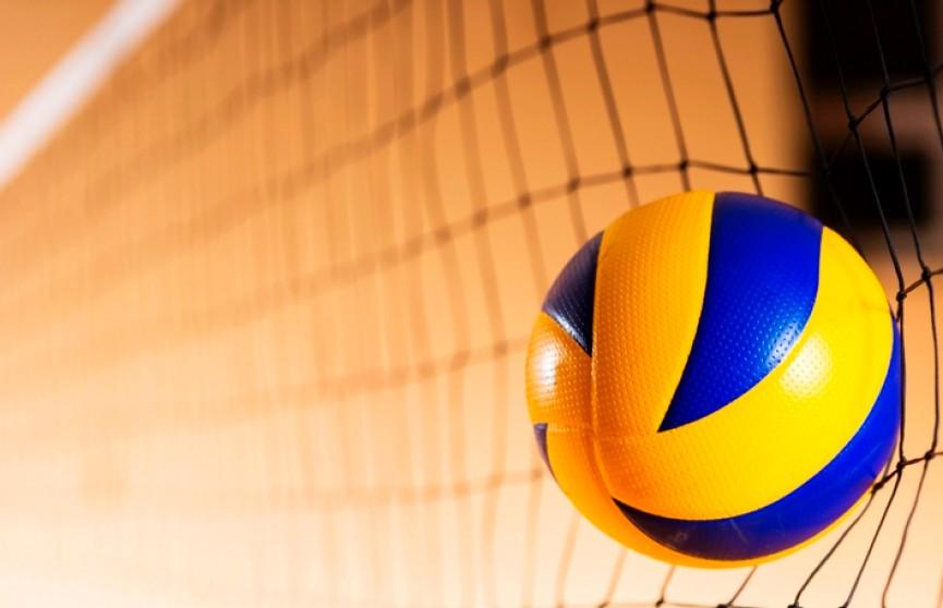 Сборная Беларуси уступила команде России на чемпионате Европы по волейболу