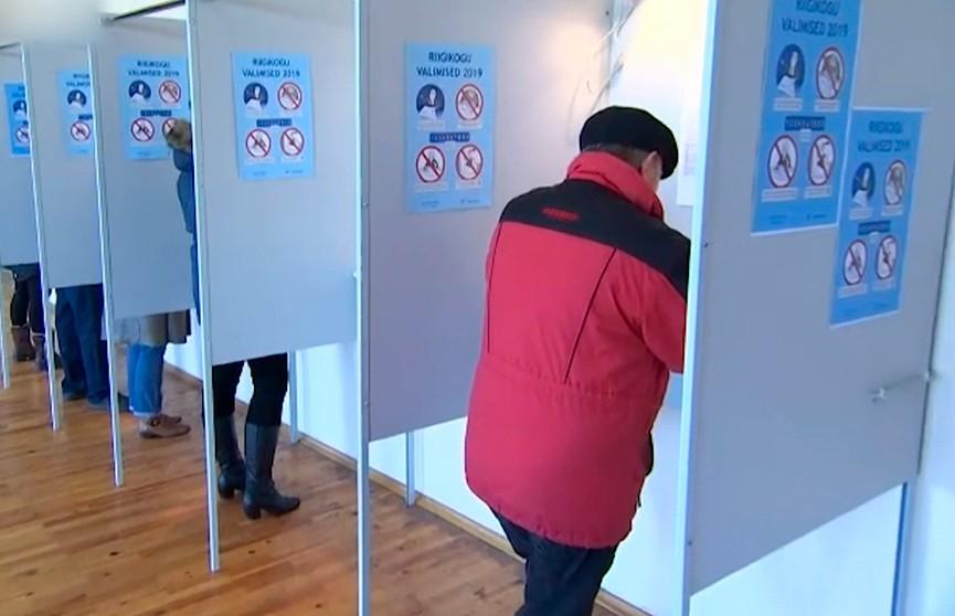 В Эстонии подводят итоги парламентских выборов