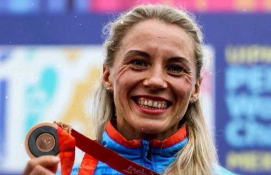 Чемпионка мира Анастасия Прокопенко получила бронзовую медаль Олимпиады-2008