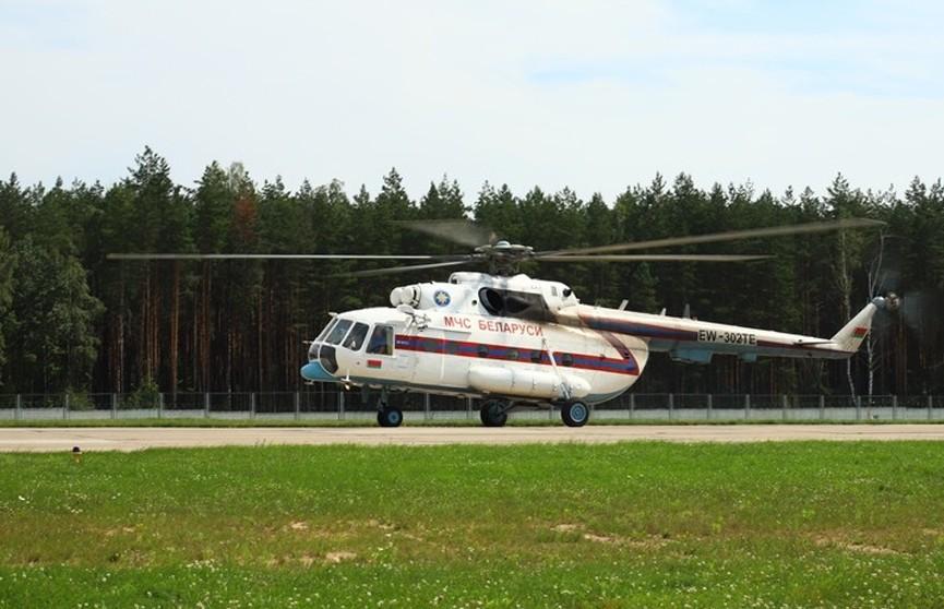 «Воздушные спасатели»: авиация МЧС приходит на помощь при пожарах в экосистемах Беларуси и за рубежом