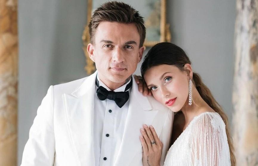«Люблю тебя, жирная курочка»: Регина Тодоренко необычно поздравила Влада Топалова с днём рождения