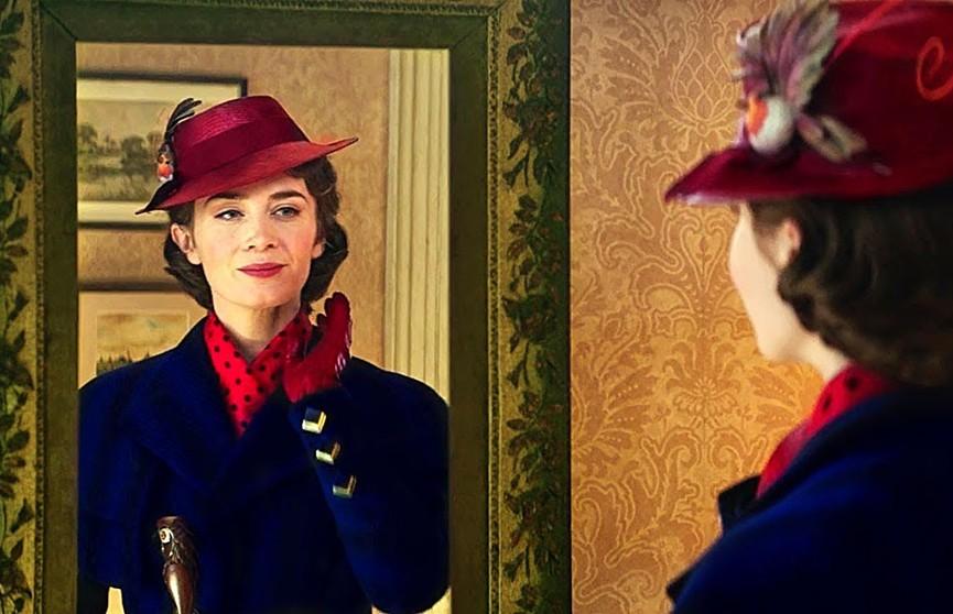 Трейлер нового фильма о Мэри Поппинс  выпустил Disney