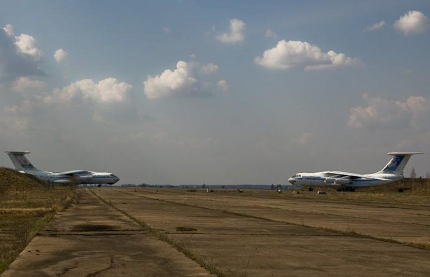 Аэродром в Орше ждёт полная реконструкция