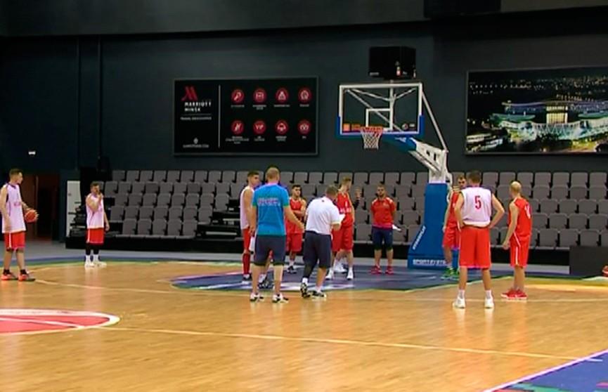 Баскетбольная сборная стартует во втором раунде квалификации чемпионата Европы
