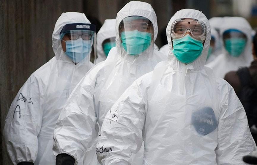 Число смертей от китайского коронавируса увеличилось до 563