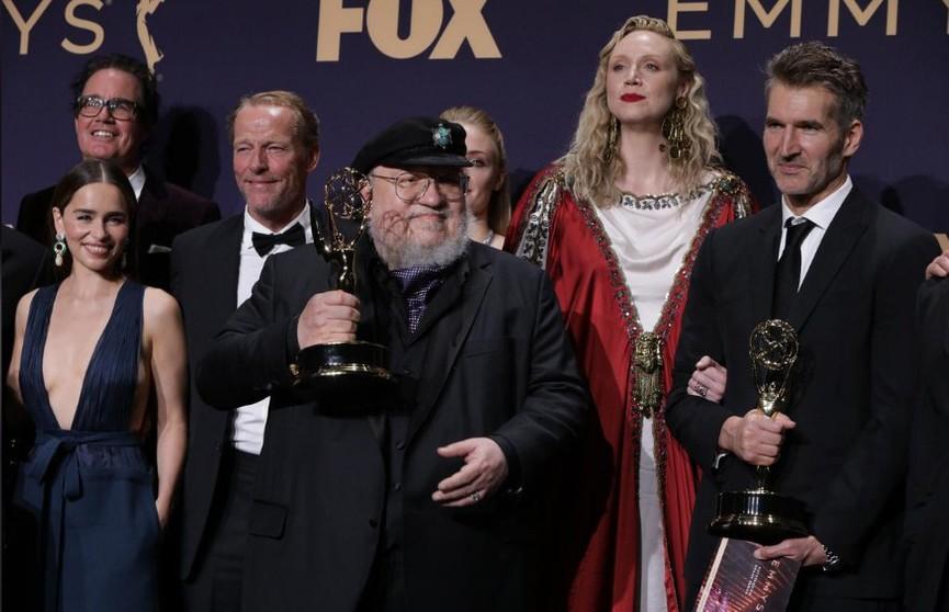 В США раздали «Эмми»: «Игра Престолов» и «Чернобыль» получили награды