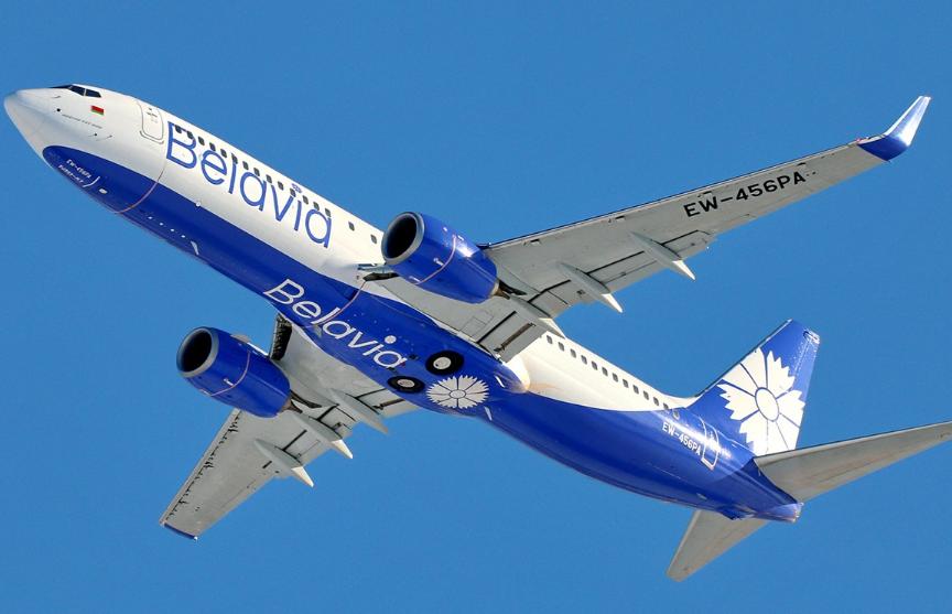 «Белавиа» со 2 мая возобновит полеты в Милан