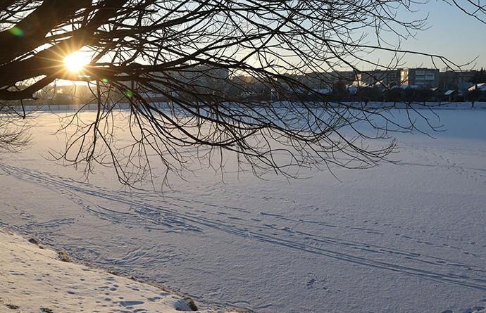 До -28°C. Оранжевый уровень опасности объявлен на 19 февраля