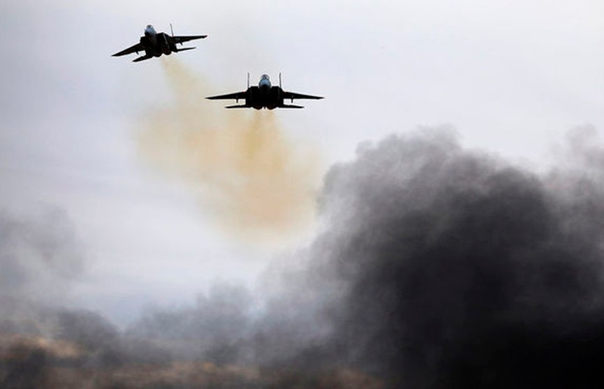 Один человек погиб в результате атаки израильских ВВС в Сирии