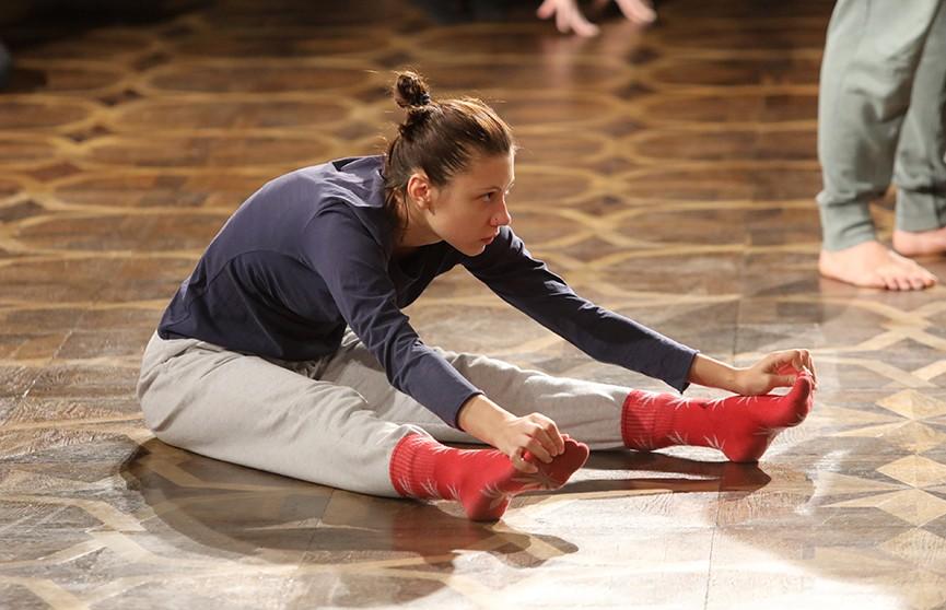 Финал Международного фестиваля современной хореографии в Витебске