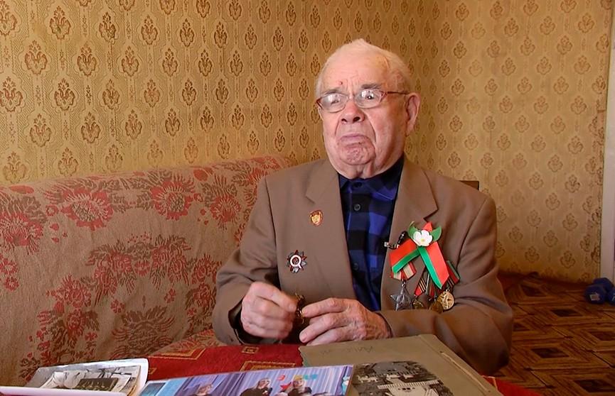 Ветеран Великой Отечественной войны Василий Евдокименко отпраздновал вековой юбилей