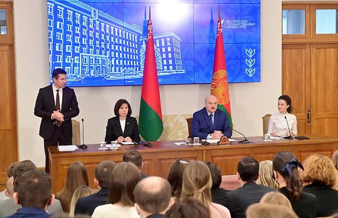 Лукашенко: Я не единожды говорил, что Беларусь им нужна как трамплин для атаки на Россию