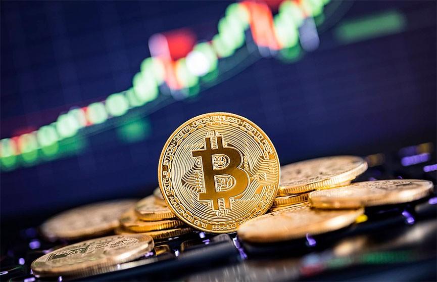 Курс биткоина впервые в истории превысил $34 тысячи