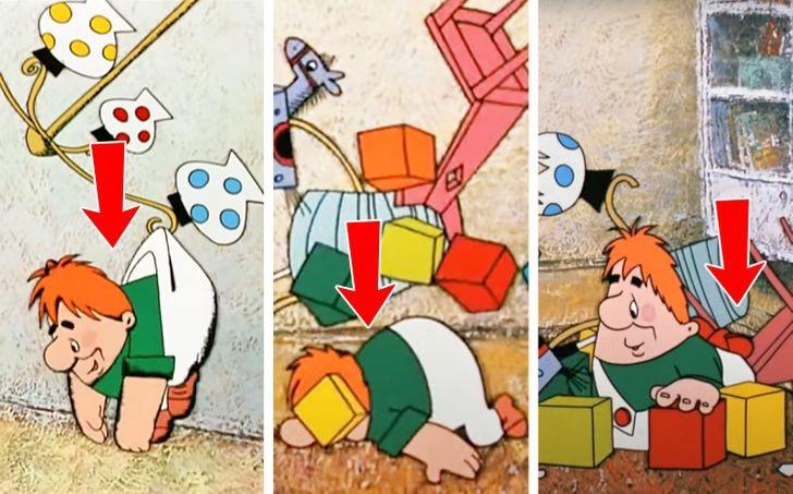 10 ляпов в советских мультфильмах, которые мы не замечали