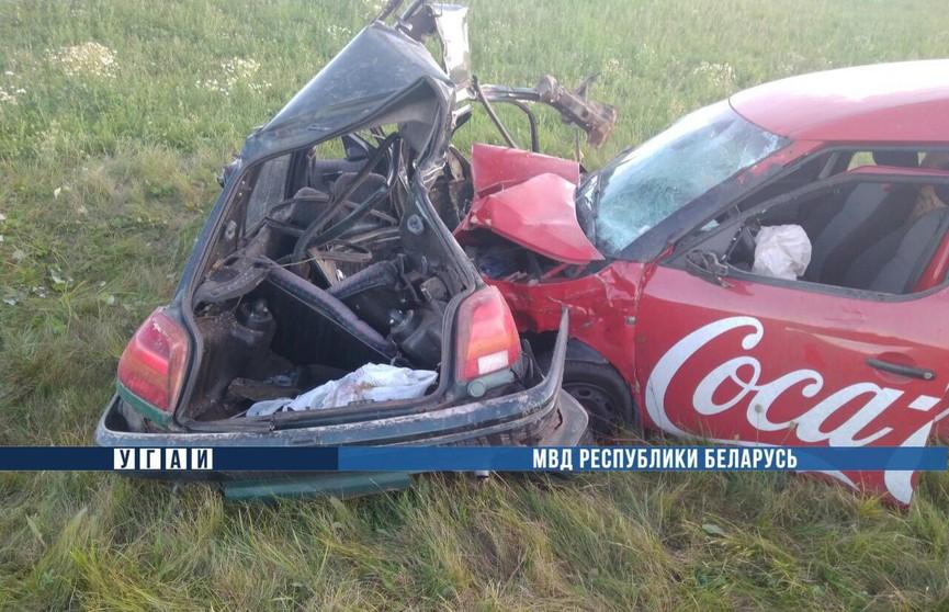 18-летняя девушка погибла в аварии в Столбцовском районе