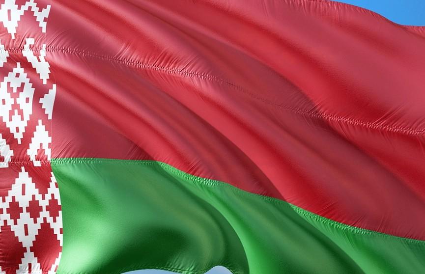 Автопробег «За единую Беларусь» проходит с новогодним акцентом