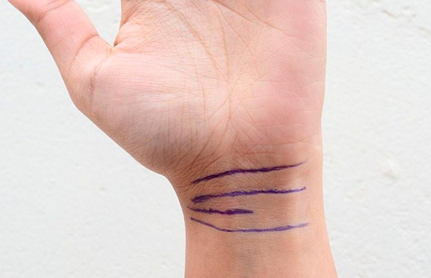 Что означают линии на запястье. Узнайте о себе больше!