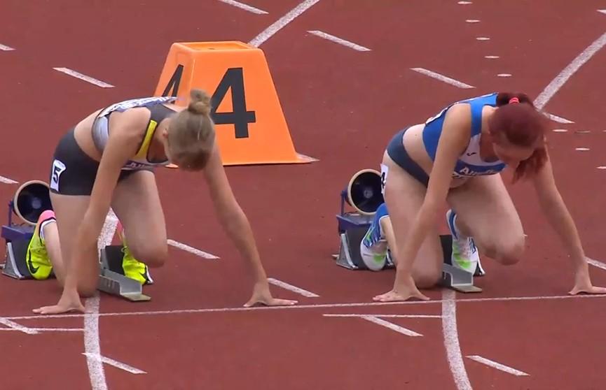 Атлетика: пять медалей завоевали белорусские паралимпийцы на ЧЕ в Берлине