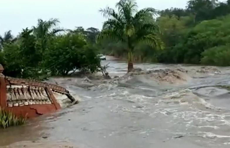 Дамбу прорвало в Бразилии: более 1000 человек эвакуированы