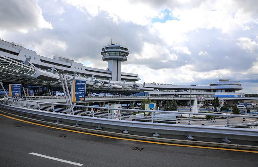Пассажиропоток аэропорта Минска вырос почти на 80% во время II Европейских игр