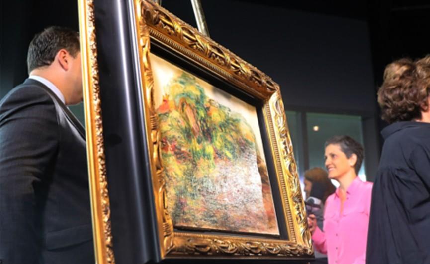 На аукционе в Нюрнберге никто не купил картины Адольфа Гитлера
