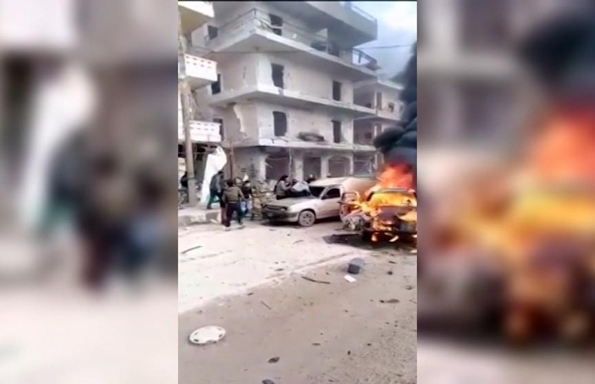 Сразу два террористических акта в Сирии: 10 человек погибли