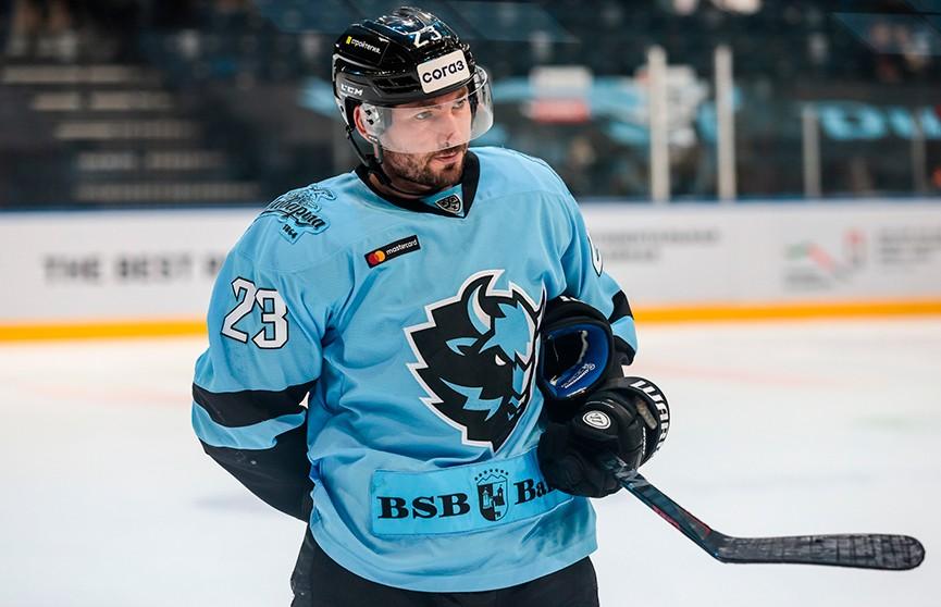 Хоккеисты минского «Динамо» обыграли «Барыс» в КХЛ