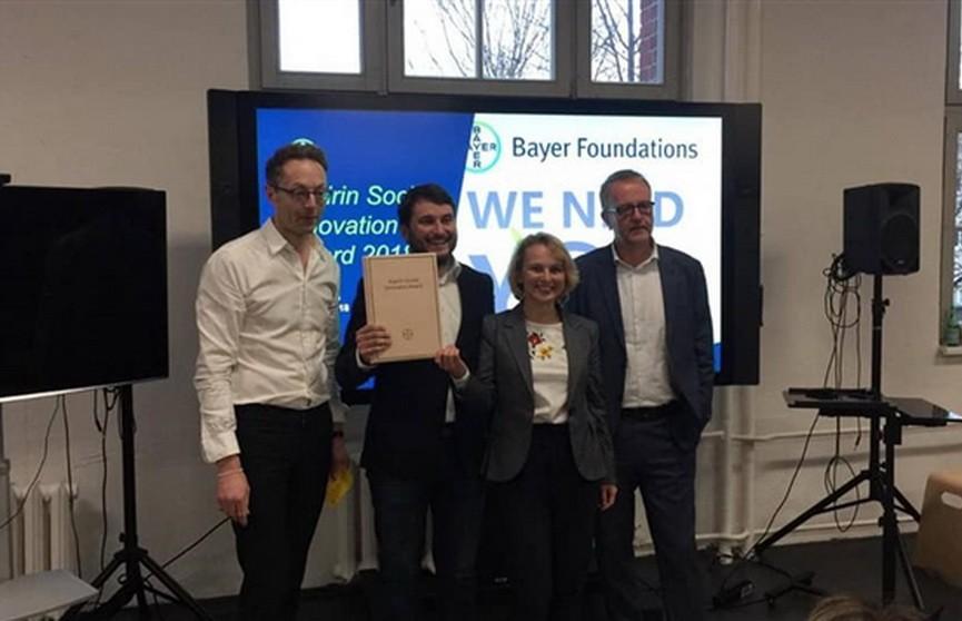 Белорусский медицинский стартап выиграл премию Bayer