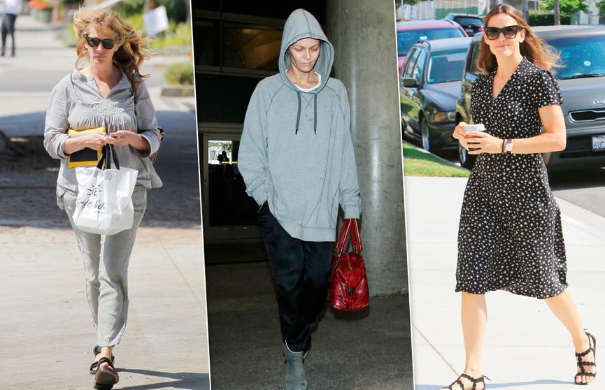 Не заморачиваются: знаменитости, которых вы бы не узнали в обычной жизни