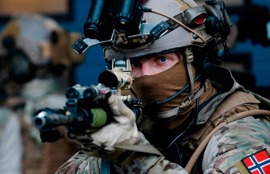 В Норвегии стартует масштабное учение НАТО