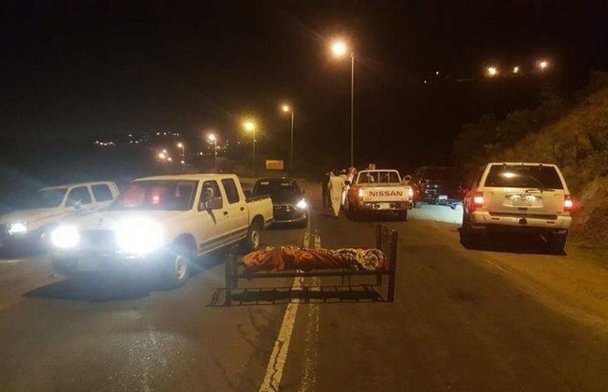 Полиция Саудовской Аравии нашла тело на шоссе: убитый находился в кровати
