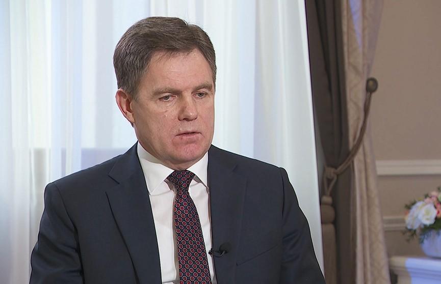 Игорь Петришенко – о придании Всебелорусскому народному собранию статуса конституционного органа
