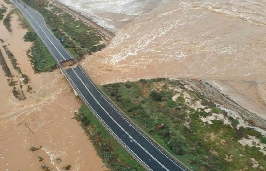 Ещё один автомобильный мост обрушился в Италии