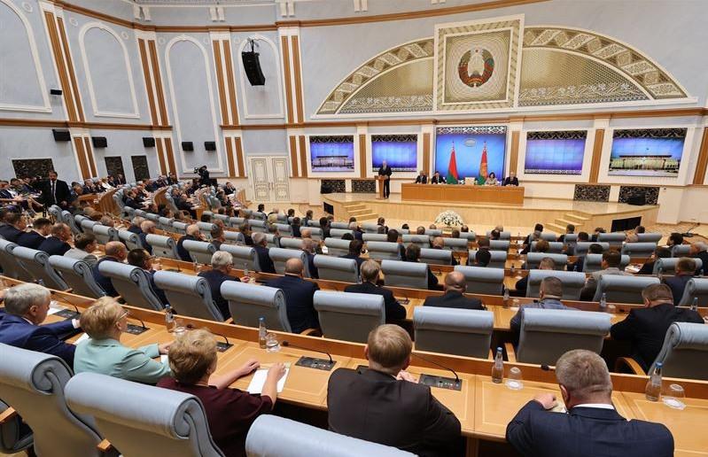 Александр Лукашенко: Запад раздражен тем, что белорусы оказались сильнее технологий цветных революций
