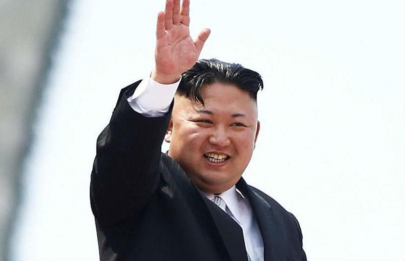 Александр Лукашенко поздравил Ким Чен Ына с 70-летием со дня образования КНДР