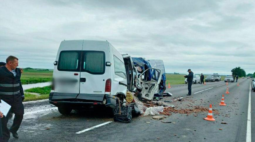 Мужчина погиб в ДТП в Ивановском районе