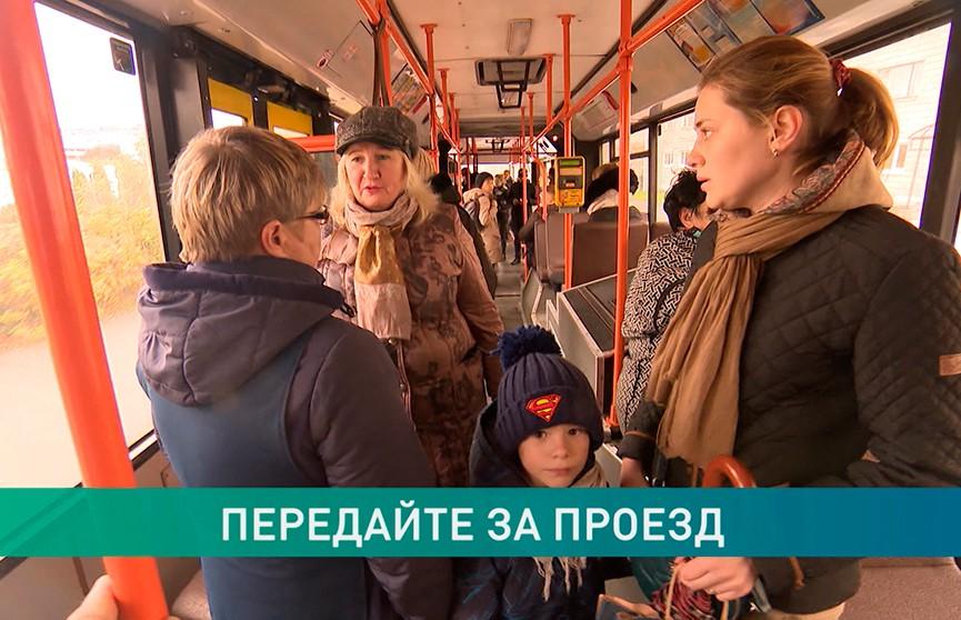 В столичном транспорте сократилось число безбилетников
