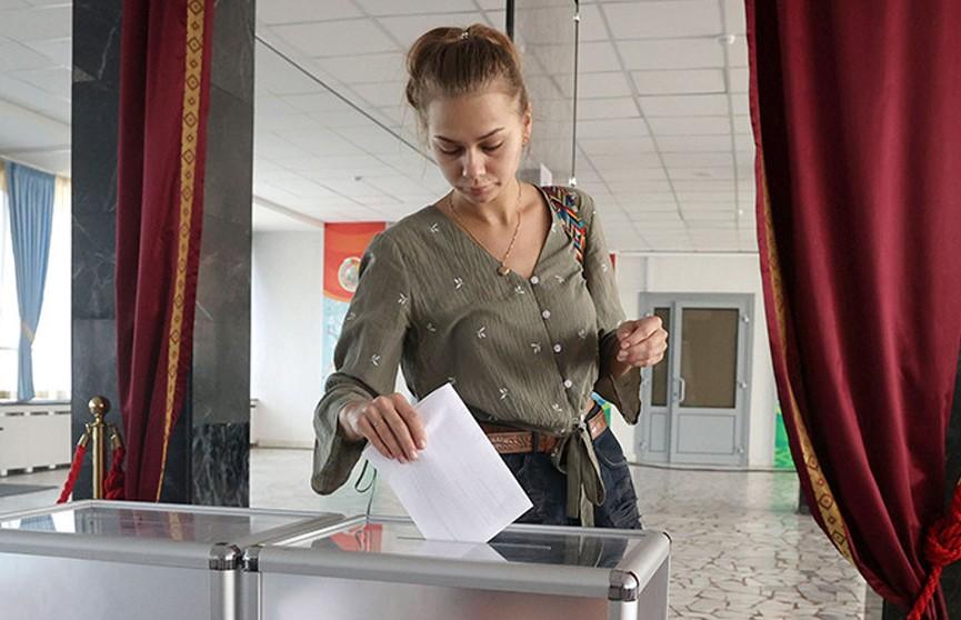 Явка избирателей на президентских выборах на 20:00 составила 84,05%