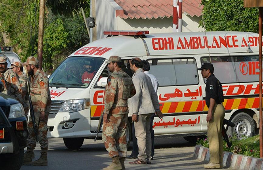 Взрыв прогремел в столице Афганистана