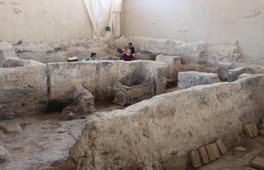 В Турции нашли фабрику, построенную около 4000 лет назад