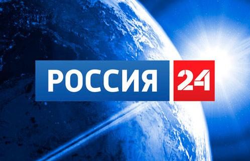 Канал «Россия 24» удивил зрителей необычным сообщением в бегущей строке