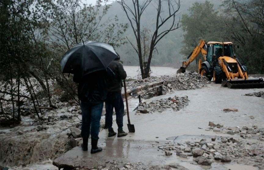 60 человек пострадали в результате наводнения и схода селей на Кубани